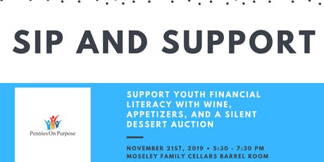 Sip and Support tickets