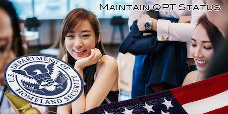 F-1 OPT Student? Maintain Your Status as a Volunteer or Executive Trainee tickets