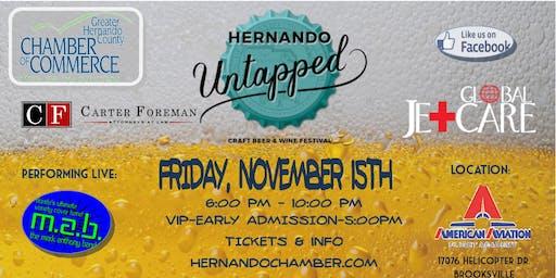 Hernando Untapped 2019