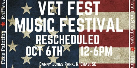 Copy of Vet Fest Music Festival tickets