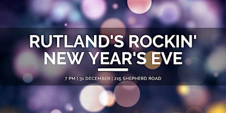 Rutland's Rockin' New Year's Eve tickets