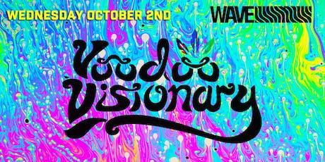 Voodoo Visionary tickets