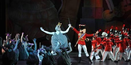 New Jersey Ballet's Nutcracker in Cape May Courthouse tickets