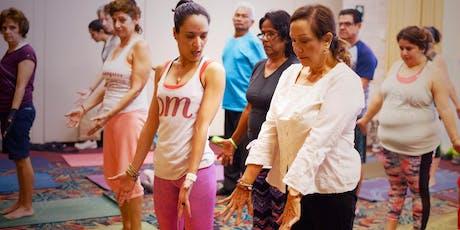 Musico Terapia Meditacion y Yoga Suave para Seniors y personas desde 40 ! tickets