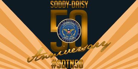 Soddy-Daisy 50th Anniversary Celebration! tickets