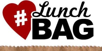 Hashtag Lunchbag Indy September Activation