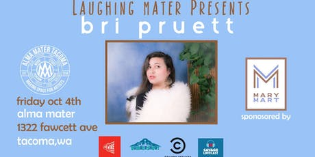 Laughing Mater with Bri Pruett tickets