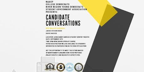 Candidate Conversations Town Hall (Mayoral Candidates) tickets
