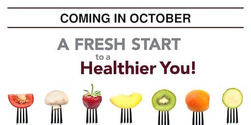 Fresh Start to a Healthier You