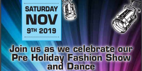 CAR  Productions Pre Holiday Fashion  Show and Dance tickets