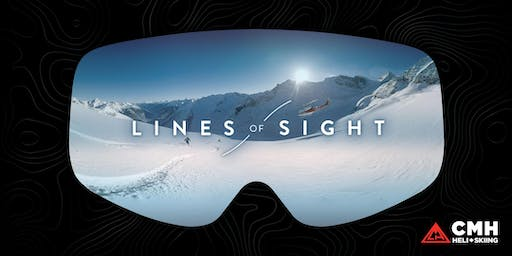 CMH Heli-Skiing Presents Lines of Sight in San Francisco