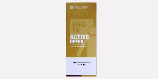 Active Offer Workshop - ENGLISH