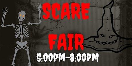 Scare Fair Open House tickets