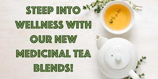 Join us for a Par-TEA: Tea Hunter Company is getting Rooted in Wellness!