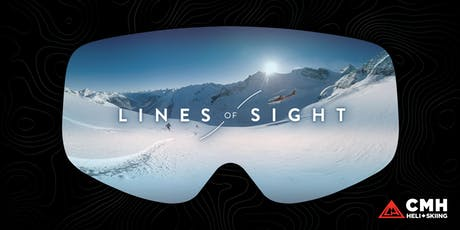 CMH Heli-Skiing Presents Lines of Sight in Salt Lake City tickets
