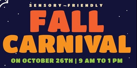 Behavioral Innovations: Fall Carnival: Norman tickets