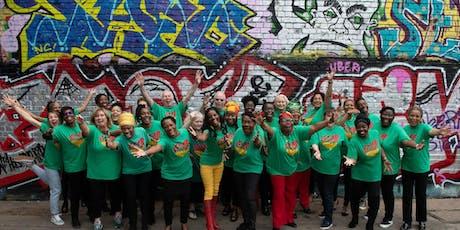 Reggae Choir Classes - Willesden Green Library tickets