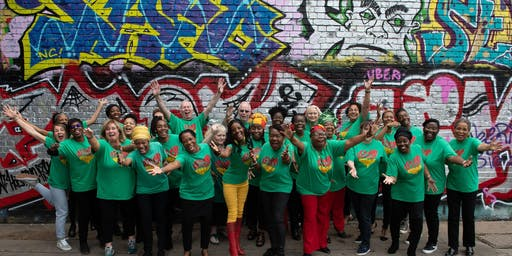 Reggae Choir Classes - Willesden Green Library
