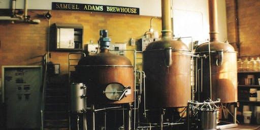 Sam Adams Beer Tasting