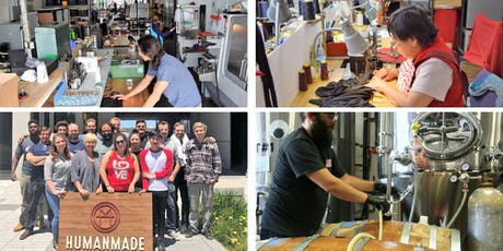 Manufacturing Foundry Tour: Advanced Mfg, Sewing & Distilling - SFMade Week tickets