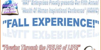 WAY Enterprises Fall Experience