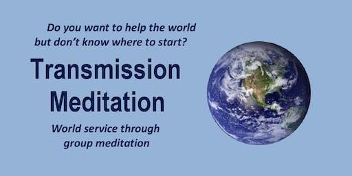 Transmission Meditation Workshop