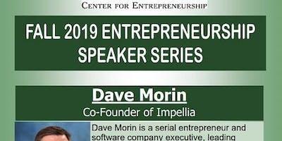 EMU Center for Entrepreneurship Fall Speaker Dave Morin