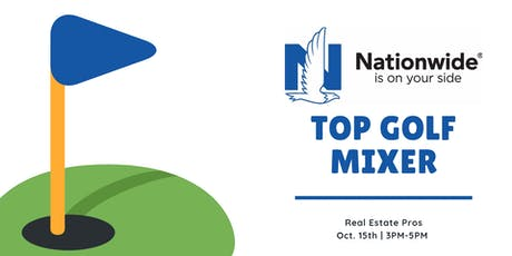 Real Estate and Mortgage Pros Top Golf Mixer! OCT. 15th, 3pm-5pm tickets