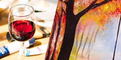 Painting Night - Paint n Sip tickets