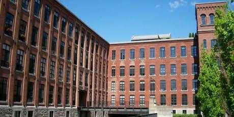 Visite guidée des anciennes manufactures de Pointe-Saint-Charles  billets