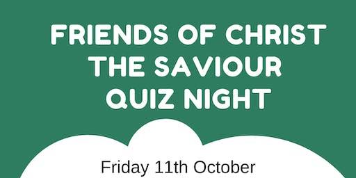 Friends of Christ the Saviour Quiz