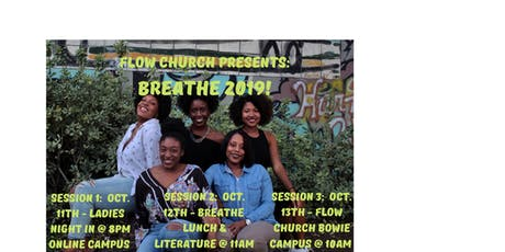 FLOW Church Presesnts: Breathe 2019 tickets