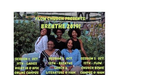 FLOW Church Presesnts: Breathe 2019