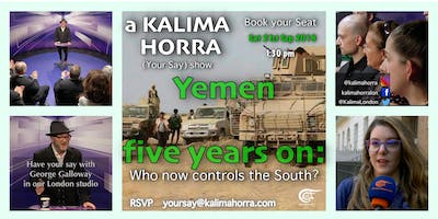 Yemen five years on: who now controls the South?