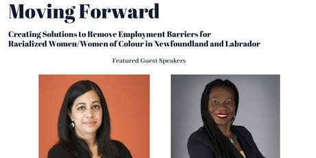 Moving Forward: Creating Solutions to Remove Employment Barriers   tickets