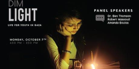 IDRF Presents: The Dim Light Art exhibit tickets