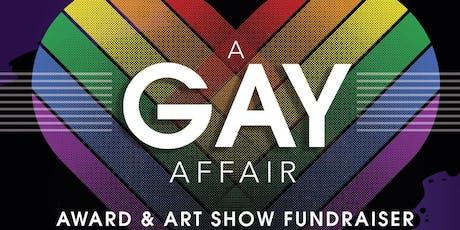 A Gay Affair Art Show Fundraiser tickets