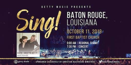 SING! Baton Rouge, LA