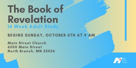 The Book of Revelation tickets