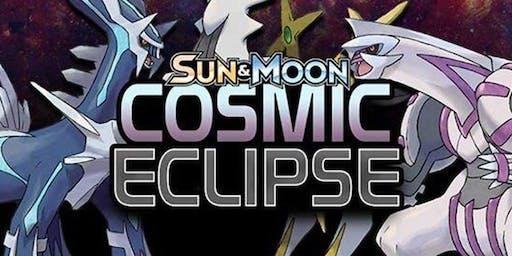 Cosmic Eclipse - Pokemon Prerelease!