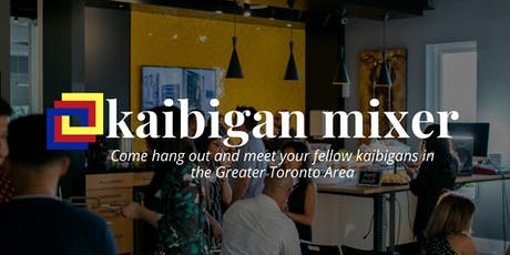 Kaibigan Connection Toronto Mixer! tickets