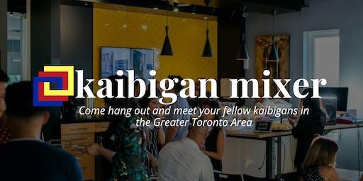 Kaibigan Connection Toronto Mixer!