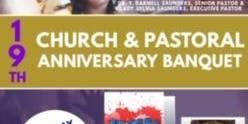 NewGWC 19TH Church & Pastoral Anniversary Banquet
