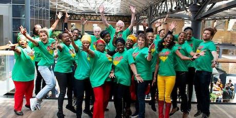 Reggae Choir Classes - Stratford, Carpenter & Docklands Centre tickets