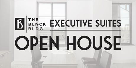 Black Building Executive Suites Open House tickets
