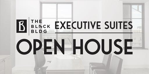 Black Building Executive Suites Open House