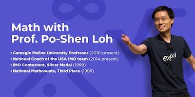 Math with Prof. Po-Shen Loh   East Brunswick, NJ   Sep 21, 2019