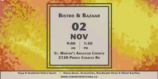 St. Martin's Anglican Church BAZAAR & BISTRO