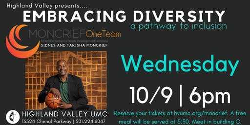 WE ARE ONE | Embracing Diversity Presentation - Sidney & Takisha Moncrief