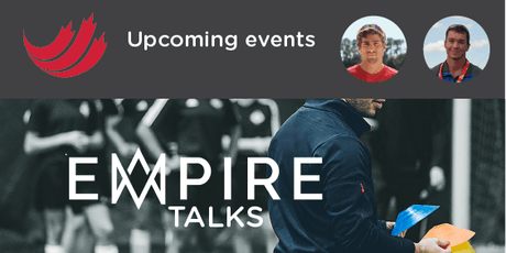 Empire Talks - Athlete Success Stories tickets